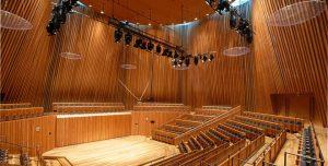兵庫県立芸術文化センター 神戸女学院小ホール